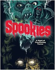 Spookies Limited Edition Blu-ray (101 - films) In stock now!!!