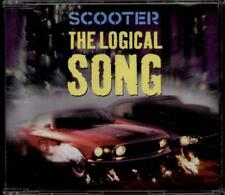 SCOOTER The Logical Song  CD 3 Tracks, Radio Edit/Clubstar Uk Mix/D Bop Uk Mix