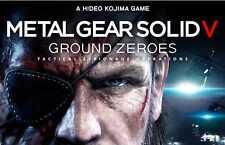 METAL GEAR SOLID GROUND ZEROES [PC] STEAM key