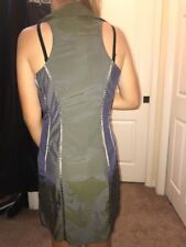 Guess Collection Size 0 NWT Olive Color Dress