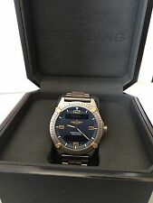 Authentic Mint Breitling Aero Space  Men's Swiss Made Watch