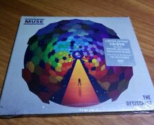 """MUSE """"THE RESISTANCE"""" CD+DVD LIMITED DIGIPACK NEW+"""