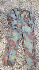 Vintage italian army surplus SAN MARCO camouflage overalls