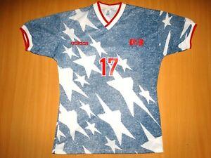 MINT USA #17 BALBOA United States America 1994 shirt jersey FOOTBALL M MEDIUM