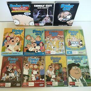 Family Guy DVD Complete Seasons 1-9 Bundle, Volume 9, Blue Harvest, Untold Story