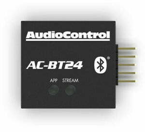 NEW AudioControl AC-BT24 Bluetooth Streamer and Programmer For DSP Amplifier Amp