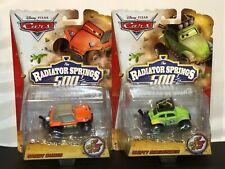 disney pixar cars radiator springs 500 1/2,Sandy Dunes,Shifty Sidewinder