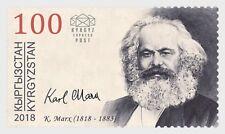 Kirgizië / Kyrgyzstan - Postfris/MNH - Karl Marx 2018
