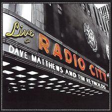 Dave Matthews Tim Reynolds - Live at Radio City Music Hall Aug-2007 2 Discs