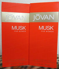 JOVAN MUSK 3.25 OZ / 96 ML COLOGNE CONCENTRATE SPRAY NEW IN BOX  FOR WOMEN