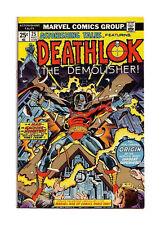 Astonishing Tales #25 (Aug 1974, Marvel)