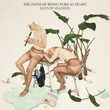 THE PAINS OF BEING PURE AT HEART - DAYS OF ABANDON  VINYL LP NEU