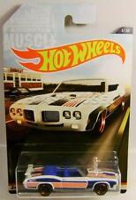 1970 '70 Pontiac Gto 1/10 Vintage American Muscle Hot Wheels Diecast 2016