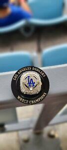 Dodgers 2020 World Series Replica Ring SGA 8/18/2021 Championship ring! Metal