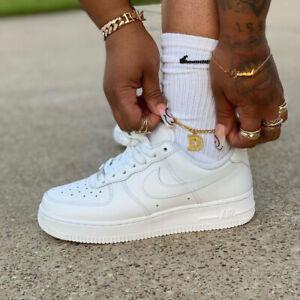 Nike air force 1 donna Scarpe bianche sneakers sportive basse 37 38 40 originali