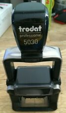 Trodat 5030 Date Stamps - Stamp Received Documents (Ink included)