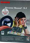 Diamond Xtreme XS51 5.1 Channel Sound Card NEW