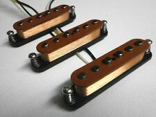 HOT Stratocaster SET A2 Pickups Custom Hand Wound By Q pickups Fits Fender Strat