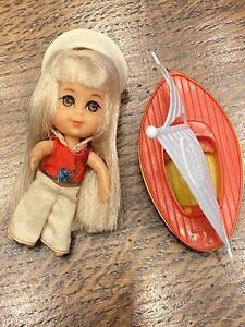 1966 Mattel Lola Liddle Liddle Kiddles Doll And Accessories!