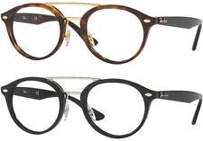 Ray-Ban Optical Men's Retro Browline Pantos Eyeglass Frames - 0RX5354