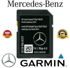 Mercedes-Benz A2189068302 Garmin Map Pilot Navigation SD Card North America