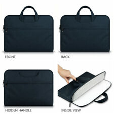 Portable Notebook Sleeve Case Laptop Bag Cover For MacBook HP Dell Lenovo
