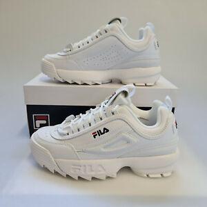 FILA Sneaker Disruptor Low Weiß Turnschuhe Damen Gr. 39