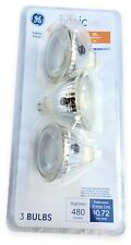 GE Basic LED 3pk MR16 Indoor Flood 50W Replacement 931055297