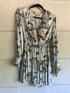 Lover the Label floral Dress 8