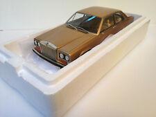 1/18 1975 Rolls Royce Camargue gold color BOS Models LE 1000 pcs.