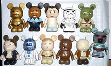 Disney Star Wars Series #1 Vinylmation ( Set of 11 ) & Chaser