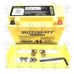 Batterie Honda CBR600 F-4 PC35 Bj 2000 Nitro YTX9-BS GEL