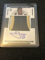 2016-17 National Treasures Cheick Diallo Rookie Patch Auto Pelicans
