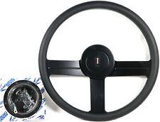 """1982-1989 Camaro IROC-Z Z28 15"""" Billet Steering Wheel w/ Horn Button **BLEMISH**"""