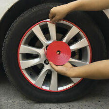 1 Roll 8M Auto Wheel Hub Tire Rims Protective Sticker Trim Cover Car Accessories
