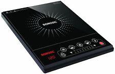 ROHTAK Borosil Smart Kook PC23 Induction Cooktop (Black)
