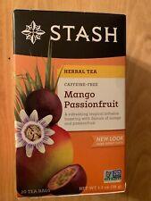 Stash Tea Herbal Teas - Mango Passionfruit 20 tea bags (a)