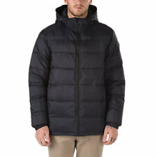 VANS (WOODCREST MTE) BLACK HOOD JACKET COAT MENS SZ MEDIUM M NWT DUPONT SORONA