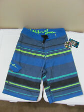 New W DEFECTS Maui and Sons Men's Board Shorts Sz 30 Multi Color Mens Swimsuit