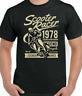Scooter T-Shirt Racer Funny MOD Lambretta Vespa Paul Weller Bike Logo Top