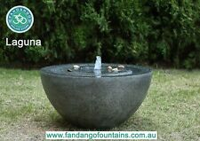 LAGUNA Solar Powered Water Feature with Back Up System New Feb 2020 HOT Seller