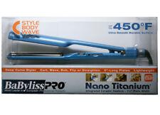 """Babyliss Pro BaBylissPro Nano Titanium 1-1/2"""" C Styler BABNTC3556T Flat Iron"""