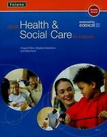 GCSE Health & Social Care: Student Book for Edexcel by Ancil, Mike (Paperback bo