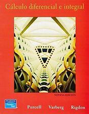 Calculo diferencial e integral 9 Ed, Edwin Purcell  9789702609896