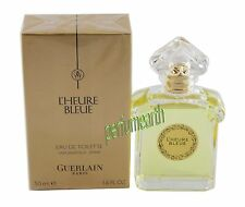 L'heure Bleue By Guerlain 1.7/1.6 oz. Edt Spray For Women New In Box