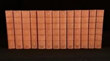 1893 10vols The Works of William Thackeray Illustrated Vanity Fair Newcomes