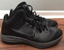 Nike 469756-004 Hyperfuse Lunarlon Training Basketball Sneakers Men's US 10