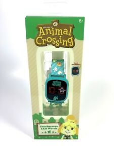ANIMAL CROSSING Touchscreen LED Watch - SAME DAY FAST SHIPPING
