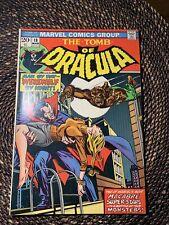 Tomb of Dracula #18 (1974) Werewolf By Night crossover MVS Unpressed High Grade