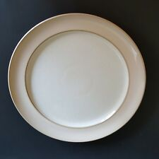 Denby Langley Natural Pearl Salad Dessert Plate New Never Used No Damage England